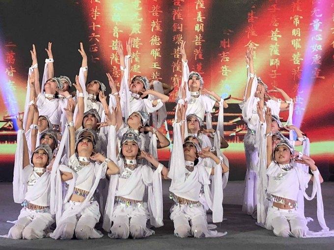 城南教育集团代表队喜获2018全国校园综艺大赛金奖